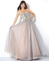 Jovani 5685 Ball Gown with Beading image