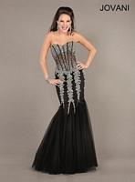 Jovani 5908 Tulle Mermaid Dress image