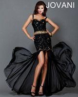 Jovani High Low Mermaid Dress 5954 image