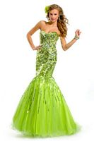 Party Time Formals 6001 Mermaid Dress image
