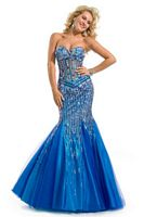 Party Time 6003 Soft Tulle Mermaid Dress image