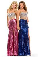 Party Time Formals 6010 Soft Tulle Evening Dress image