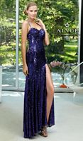 Alyce Paris 6016 Alluring Long Sequin Evening Gown image