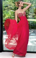 Alyce Paris 6023 One Shoulder Evening Dress image