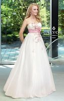Alyce Paris 6058 Tulle and Taffeta Ball Gown image