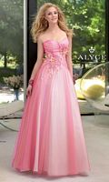 Alyce 6059 Paris Tulle Ball Gown image