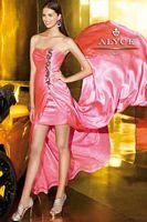 Alyce Paris 6107 High Low Evening Dress image