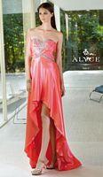 Alyce Paris 6124 High Low Evening Dress image