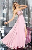 Alyce 6132 Illusion Back Formal Dress image