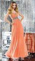 Alyce Paris 6134 Strapless Long Dress image