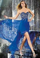 Alyce 6139 High Low Party Dress image