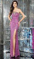 Alyce Paris 6150 One Shoulder Evening Dress image