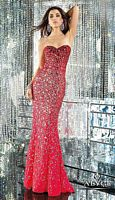 Alyce Paris 6151 Beaded Mermaid Dress image