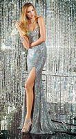 Alyce Paris 6152 Sequin Formal Dress image