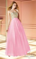 Alyce 6170 Sparkle Sequin Tulle Formal Dress image