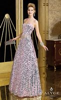 Alyce Paris 6178 Ball Gown with Stones image