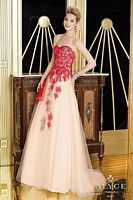 Alyce Paris 6186 Embroidered Tulle Formal Dress image