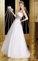Alyce Paris 6206 Sequin Tulle A-Line Long Dress image