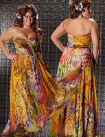 Fabulouss Gorgeous Plus Size Prom Dress by MacDuggal 6220F image