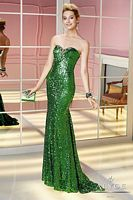 Alyce Paris 6221 Sequin Evening Dress image