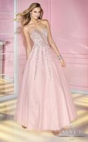 Alyce 6228 Full Tulle Evening Dress image