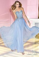 Alyce Paris 6230 Silky Chiffon Special Occasion Dress image