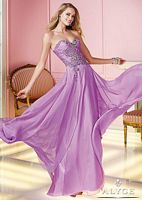 Alyce Paris 6231 Evening Dress with Beaded Waist image