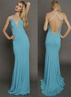 Nicole Bakti 6239 Keyhole Evening Dress image