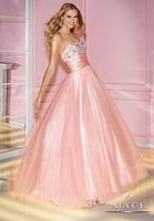 Alyce 6241 Tulle Ball Gown image