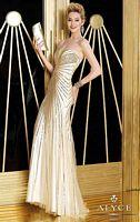 Alyce 6246 Sequin Tulle Mermaid Dress image