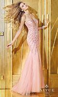 Alyce 6258 Mermaid Dress image
