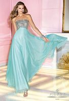 Alyce Paris 6260 Beaded Bodice A-Line Gown image
