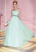 Alyce 6271 Lace-Up Back Tulle Ball Gown image