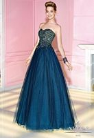 Alyce Paris 6274 Tulle Ball Gown image