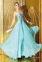 Alyce 6278 Airy Chiffon Long Dress image