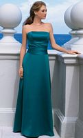 Alfred Angelo Bridesmaid Dress 6333 image