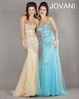 Jovani 6427 Sweetheart Mermaid Dress image