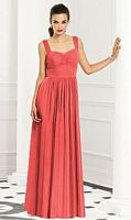 After Six 6665 Georgette Bridesmaid Dress image