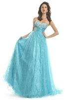 Party Time Sweetheart Ball Gown Prom Dress 6671 image
