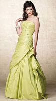 Alyce Designs Special Occasion Strapless Corset Evening Dress 6684 image