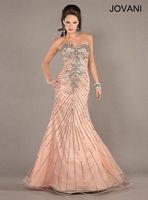 Jovani Taffeta Ruffle Mermaid Gown 6720 image