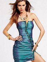 Faviana Sexy Iridescent Cocktail Dress 6812 image