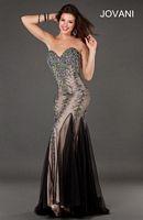 Jovani 683 Mermaid Formal Dress image