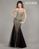 Jovani 6837 Mermaid Dress image