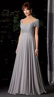 Caterina 7002 Jeweled Mother of the Bride Dress image