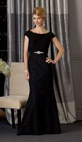 Caterina 7022 Off Shoulder Lace Mother of the Bride Dress image