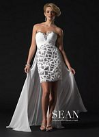 Sean Couture Prom Dress 70584 image