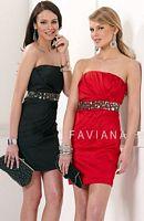 Faviana Short Dress 7072 image