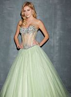 Night Moves 7081 Unique Ball  Gown image