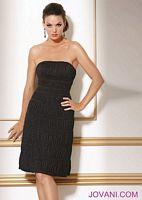 Jovani Grey Evening Dress 71569 image